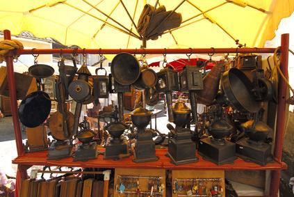 Trödelmarkt für Groß und Klein ein Erlebnis